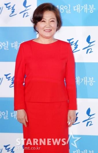 [★포토]김해숙, '믿고 보는 명품 배우'