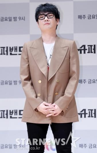 [★포토]김종완, '예능에서 잘 볼 수 없는 얼굴'