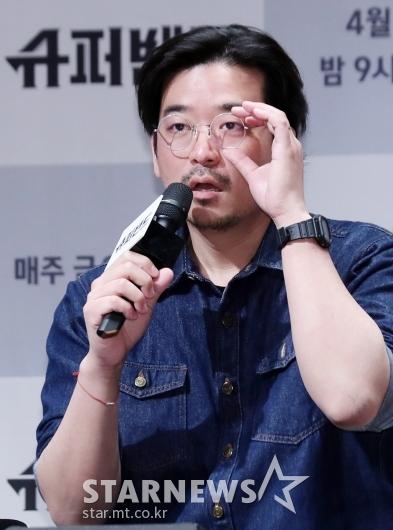 [★포토]김형중 PD, '슈퍼밴드를 찾습니다'