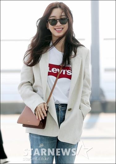 [★포토]정려원, '보기만 해도 기분 좋아지는 미소'