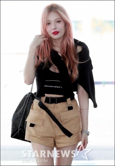 [★포토]현아, '여전한 패왕색 미모'