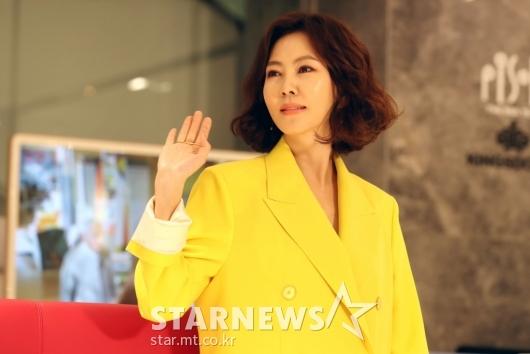 [★포토]김남주 '팬들에게 인사'