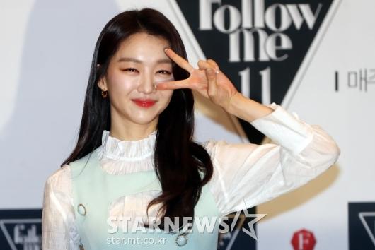 [★포토]장희진'사랑하면 예뻐져요!'