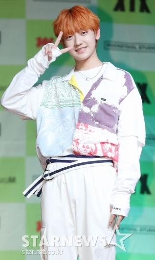 [★포토]박성원, '원더나인의 귀요미 막내'