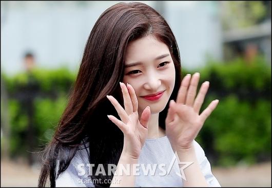 [★포토]정채연, '청순미 끝판왕'