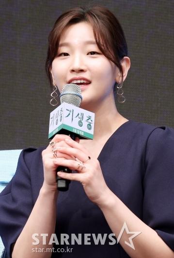 [★포토]박소담, '첫 칸 영화제 기쁩니다'