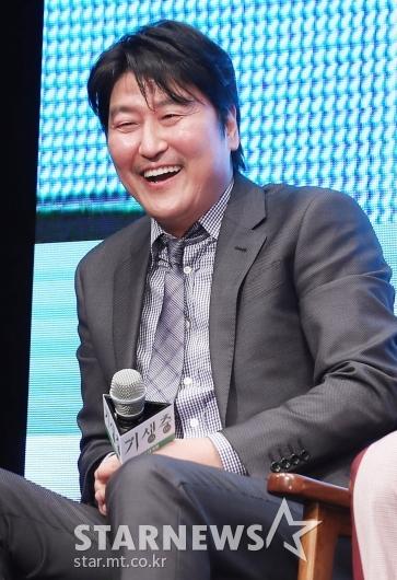 [★포토]송강호, '호탕한 웃음'