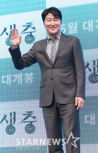 [★포토]송강호, '믿고 보는 연기'