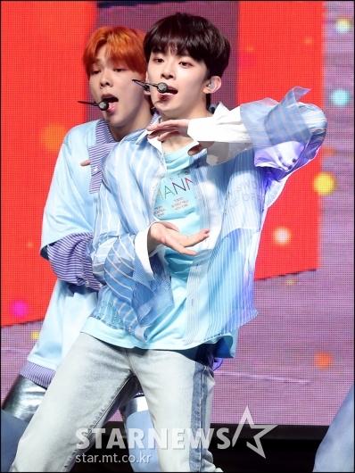 [★포토]강민, '미소년의 댄스'