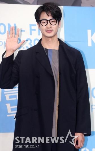 [★포토]김산호, '반가워요'