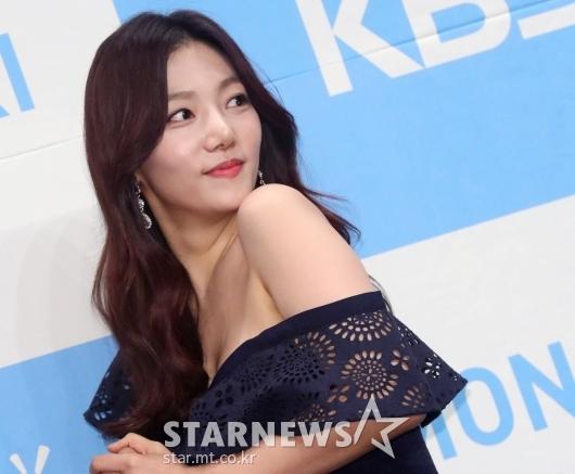 [★포토]이채영, '드라마로 만나요'
