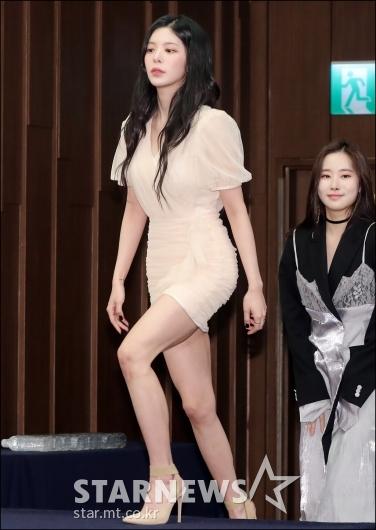 [★포토]장재인, '남태현과 열애 인정 후 첫 공식석상'