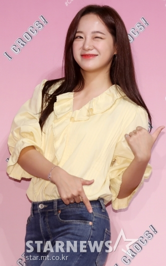 [★포토]김세정, '상큼미 최대치'
