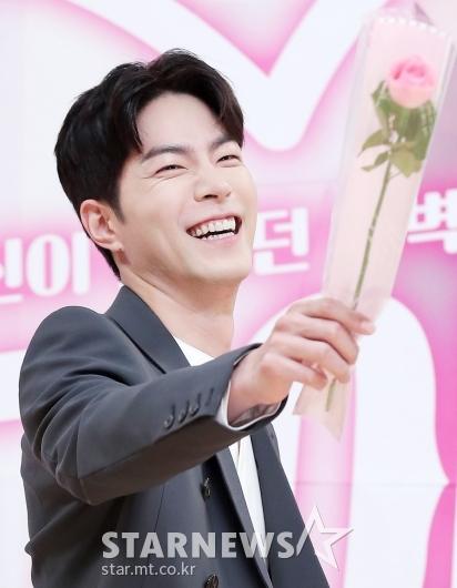 [★포토]홍종현, '미소가 예쁜 남자'
