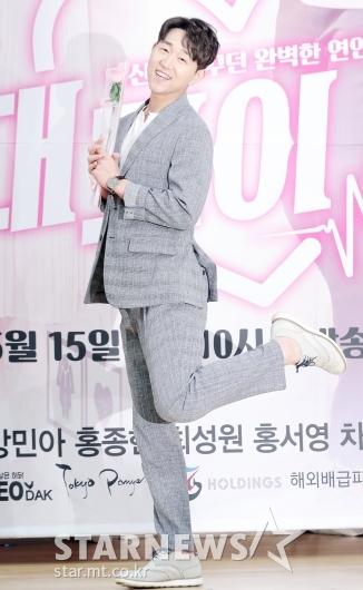 [★포토]최성원, '귀엽게'