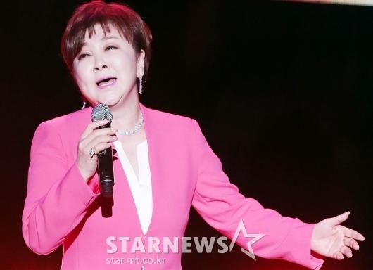 [★포토]계은숙, '오랜만에 컴백'