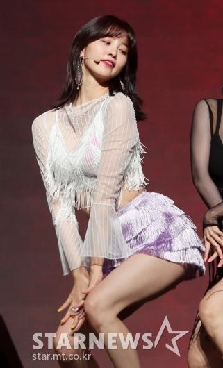 [★포토]정화, '거부하기 힘든 매력'
