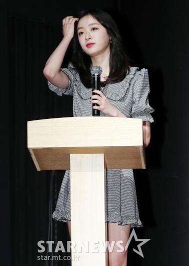 [★포토]진솔, '물오른 미모'