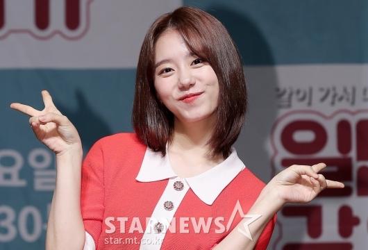 [★포토]김소혜, '깜찍하게'