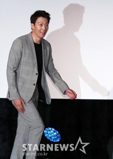 [★포토]김래원, '킹이 돌아왔다'