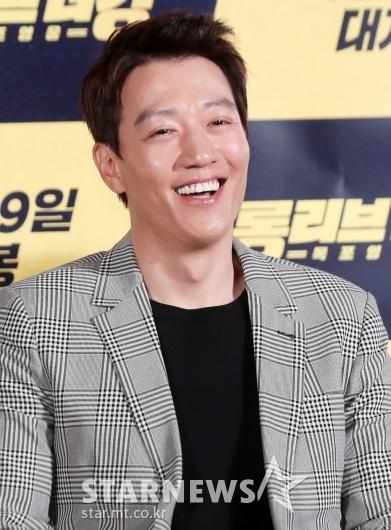 [★포토]김래원, '호탕한 미소'