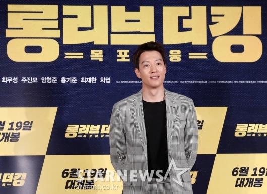 [★포토]'목포 영웅'으로 돌아온 김래원