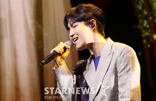 [★포토]김재환, '감성 가득한 보이스'