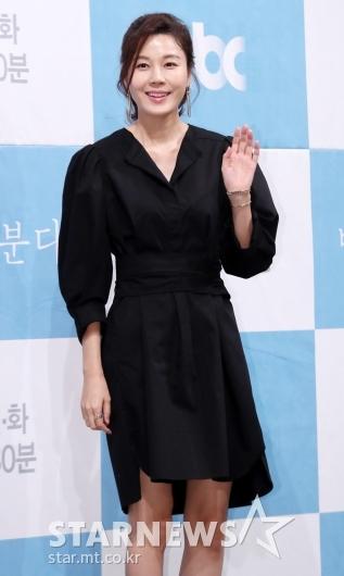 [★포토]김하늘, '3년만의 브라운관 복귀'