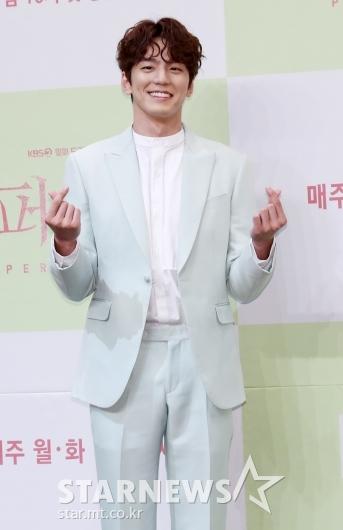 [★포토]김민규, 귀여운 연하남 느낌