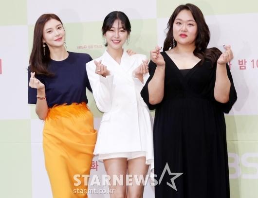 [★포토]차예련-고원희-하재숙, 러블리함 가득한 세 배우