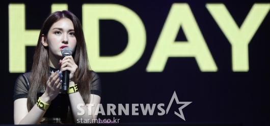 [★포토]전소미 '솔로 데뷔 신고합니다'