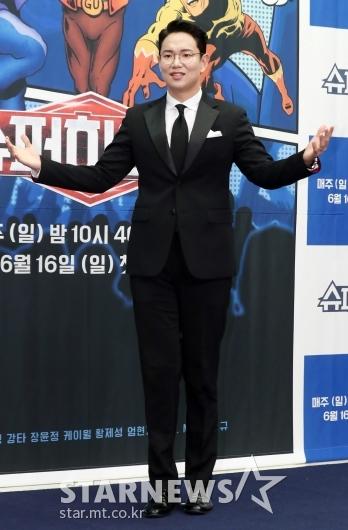 [★포토]장성규, 프리선언 후 tvN 첫 출연