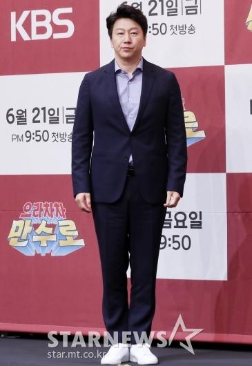 [★포토]김수로 '너무 정직한 포즈'