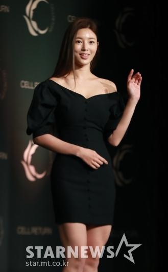 [★포토]유승옥 '오늘은 블랙'