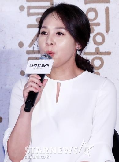 [★포토]전미선 '오랜만의 스크린 복귀'