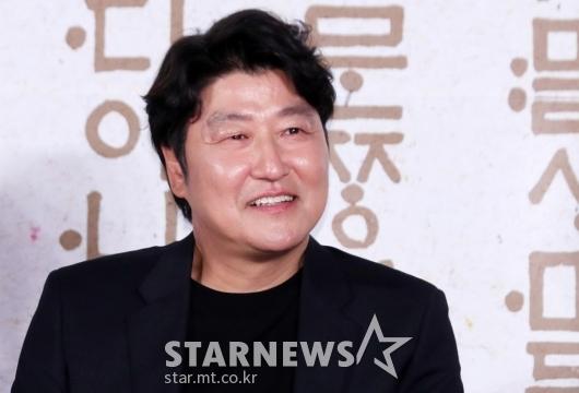 [★포토]송강호 '사람 좋은 미소'