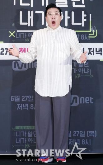 [★포토]이상민 '포즈 장인'