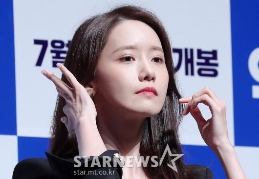[★포토]윤아 '두 말 하면 잔소리인 미모'