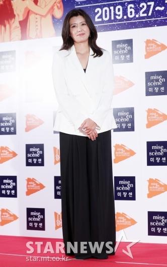 [★포토]진양혜 아나운서 '단아한 자태'