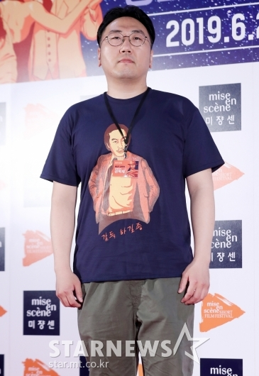 [★포토]'미쟝센 단편영화제' 권혁재 부집행위원장