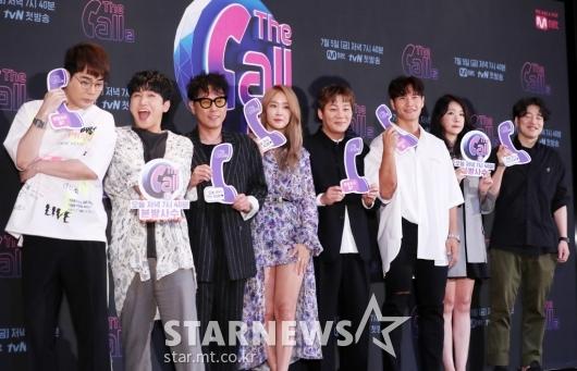 [★포토]Mnet '더 콜2'의 콜라보 장인들
