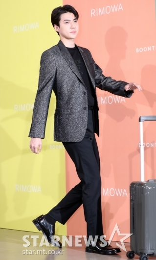 [★포토]세훈 '걷기만 해도 화보 완성'