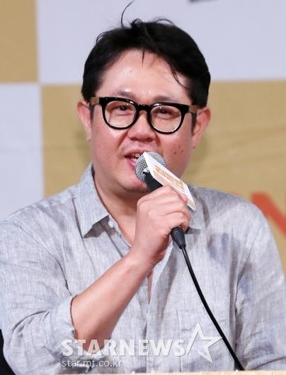 [★포토]드라마 '레벨업'의 김상우 감독