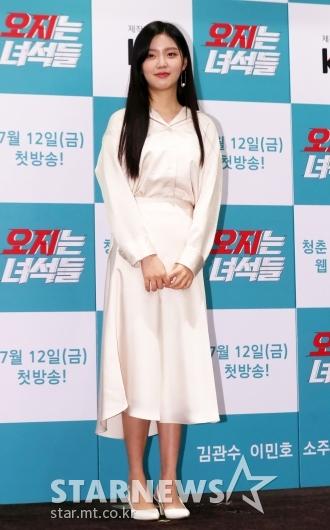 [★포토]김예지 '청순미 느껴지는 자태'