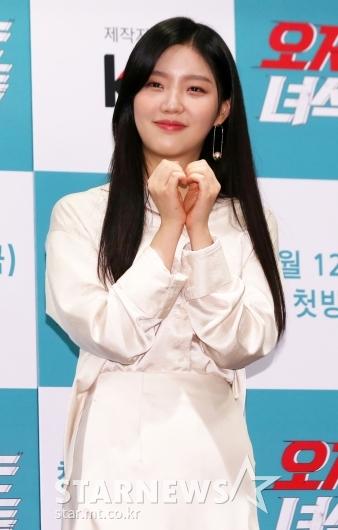 [★포토]김예지 '사랑스럽게'