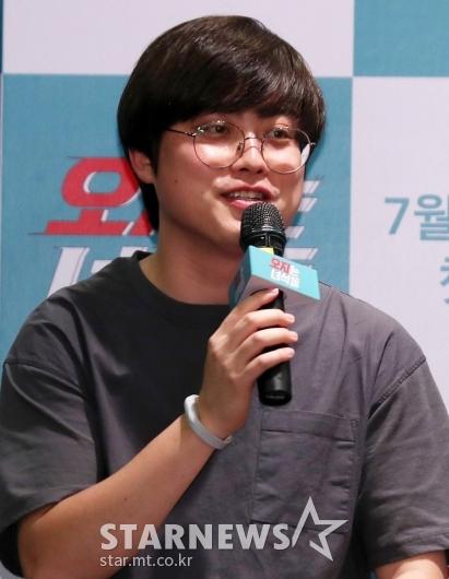 [★포토]웹시트콤 '오지는 녀석들'의 안지훈 PD