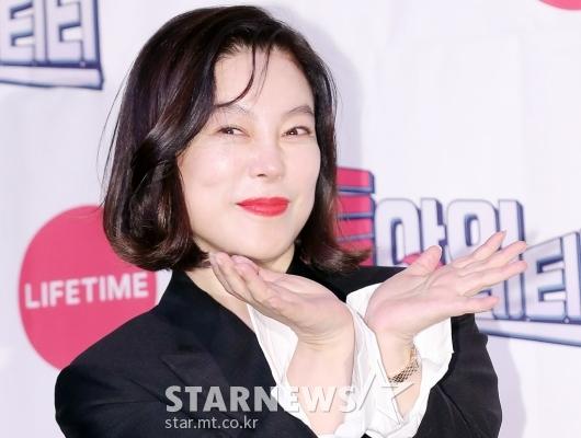 [★포토]최화정 '여전한 소녀감성'