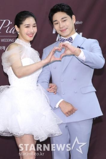 [★포토]선우선-이수민 '행복한 오늘'