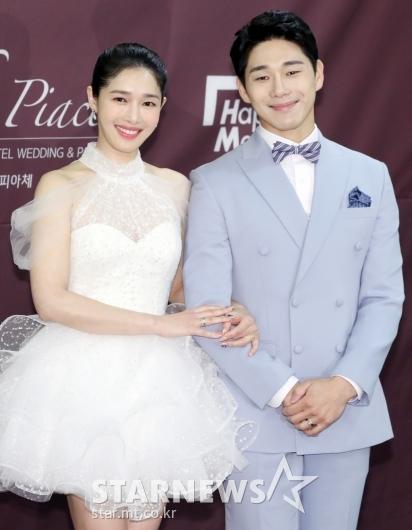 [★포토]선우선-이수민 '우리 결혼해요'