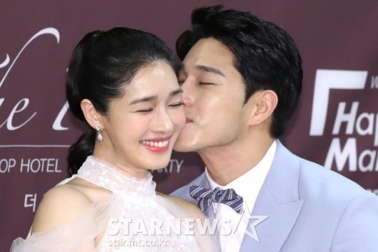 [★포토]선우선, 설레이는 키스